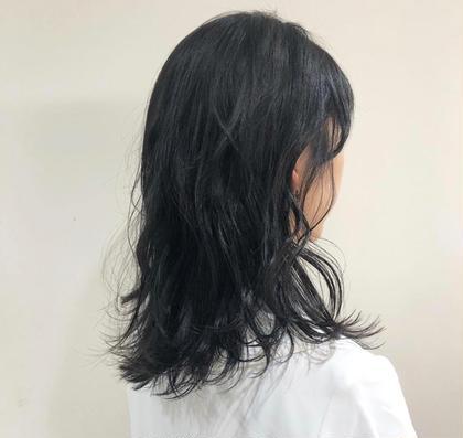 遠藤波津子美容室所属の里見倭梨