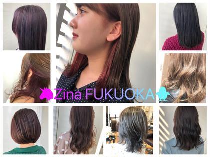 ZinaFukuoka所属のZinaNAOKI