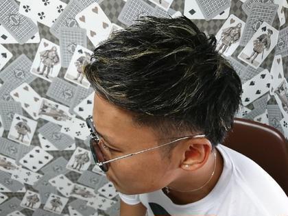 hair salon RIZE所属のhair salonRISE