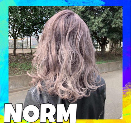 hairdesignNORM所属の吉田裕太