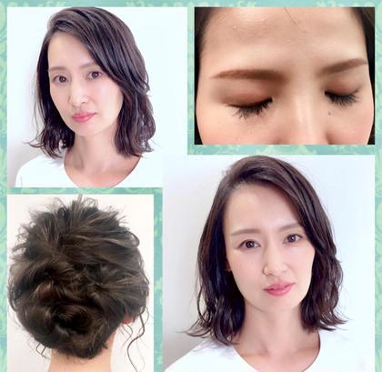 k-two beautyschool所属の増田京子