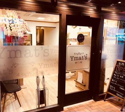 Ymats+所属の曽根悠輔
