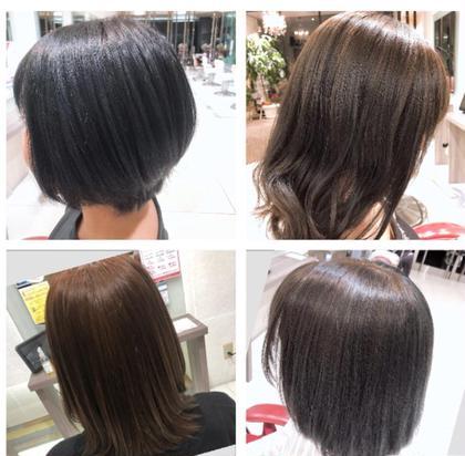 hair&makeEARTH荻窪店所属の橋本りゅーた