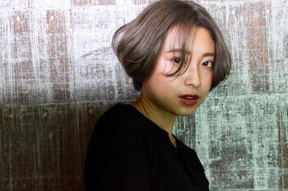 美容室LERIO所属の横山仁美