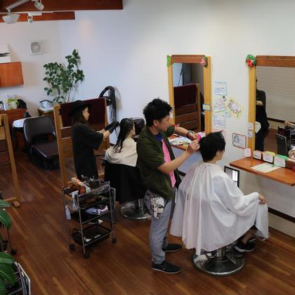Hair freety所属のHair freety