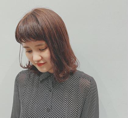 CLEAR of hair 一社店所属の澤村 真里子