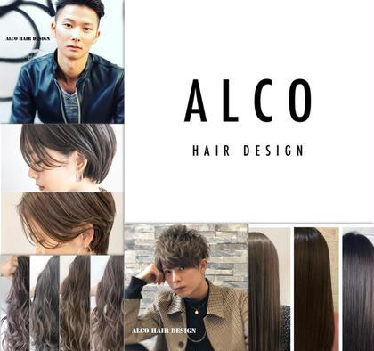 ALCO HAIR DESIGN所属の上田拓馬