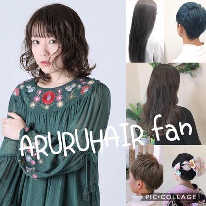 ARURUHAIRfan所属の青野美佳