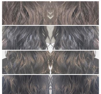 hair&makefirst郡山所属の増子涼華