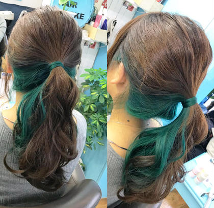 HairStudioBRONX所属の菊地遼香