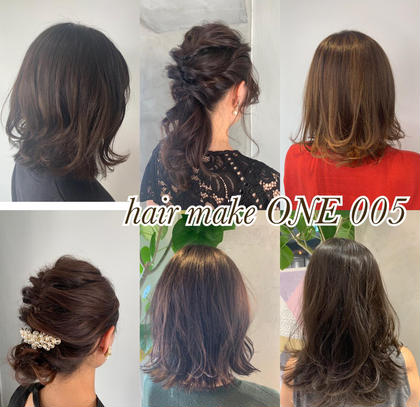hair make one 005所属のTAKABEMAMI