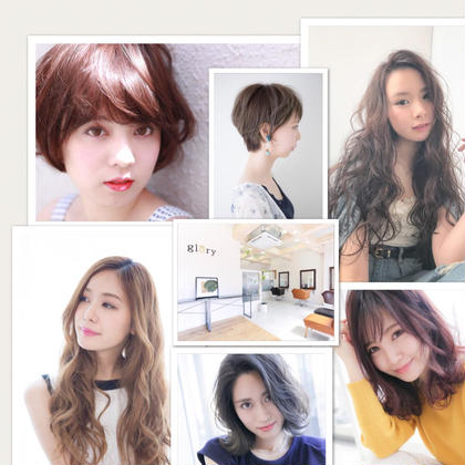 glory所属のgloryhair salon