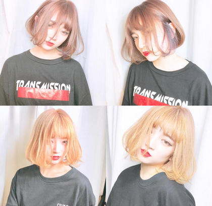 pia hair design所属のpiatopstylist