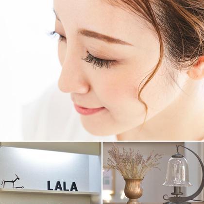 LALA所属のeyelashLALA