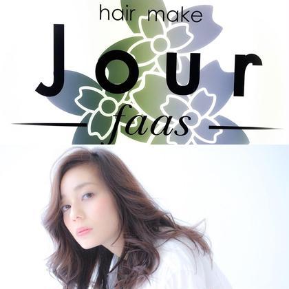 Jour faas【ジュールファース】所属の山﨑 唯(カラーリスト)
