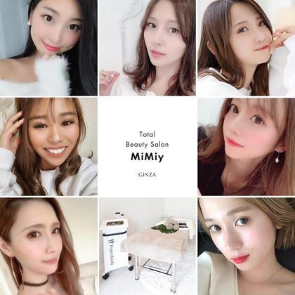 Total Beauty Salon MiMiy 銀座店所属のMiMiy 銀座店