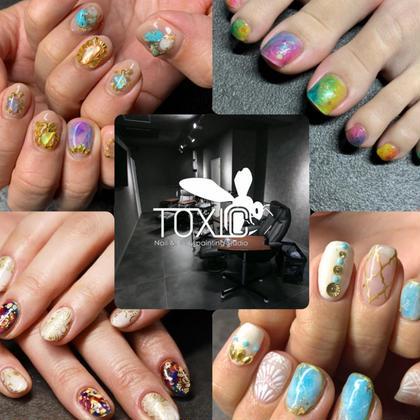 TOXICNail&BodypaintingStudio所属のTOXICNail&Body