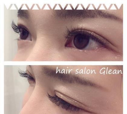 hair salon Glean所属の能澤来花