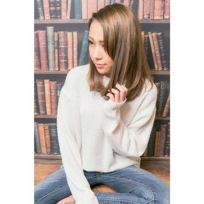 hair salon MOTENA所属の大塚 夢沙士