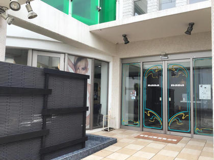 membership salon nana所属のnana美容室