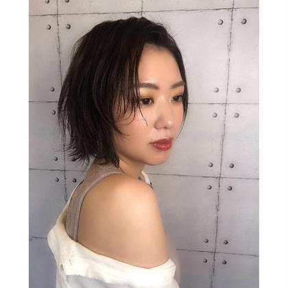 Hair&Life Peace 川尻店所属の井坂 紗絵