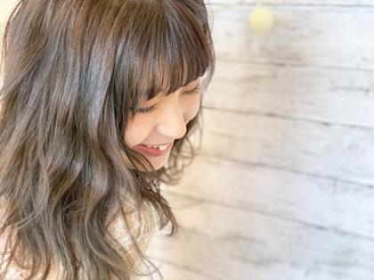 Hair&Life Peace 川尻店所属の高野 里菜