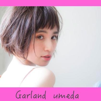 Garland umeda所属の石井静