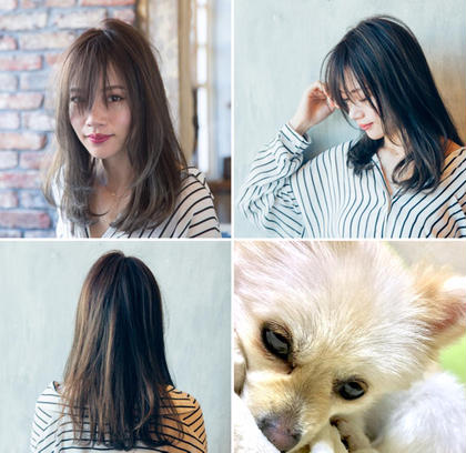 AnOther HAIR SALON所属のAnOther店長松本俊
