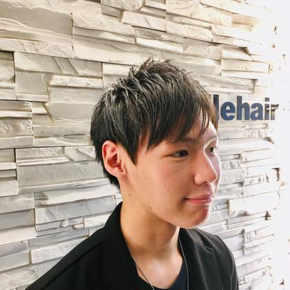 スマイルヘアーさいたま新都心店所属の岡康太
