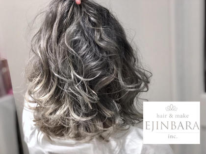 hair&make EJINBARA inc.所属の伊藤采音