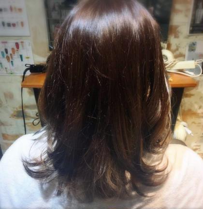 hair Bulb c.s.r所属の塚越愛結美