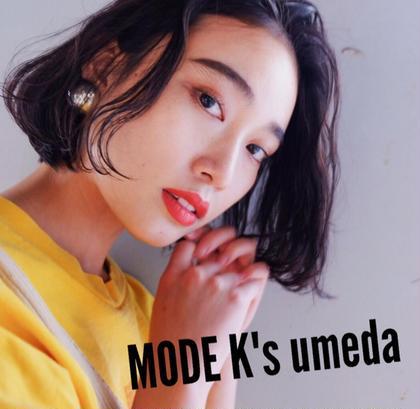 MODEK's梅田所属のイイダサキ