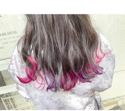 N'SOL hairdressia戸田店所属の山内実依