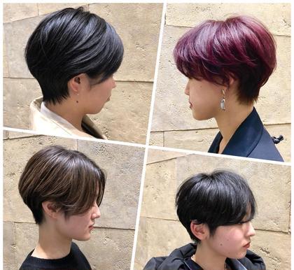 NoelMizonokuchi所属のショートボブ専門美容師カワムラ