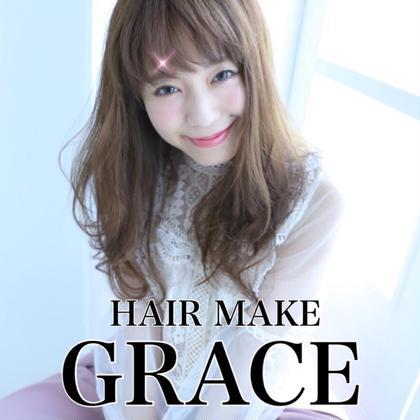 HAIR MAKE GRACE 松山インター店所属の矢野裕和