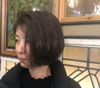 MASHUあべのnini店所属の中村莉子