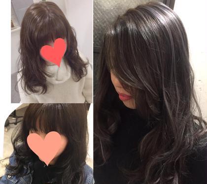 wis hair design所属のwisshiori