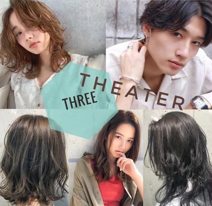 THREE所属のTHREE*YUKA