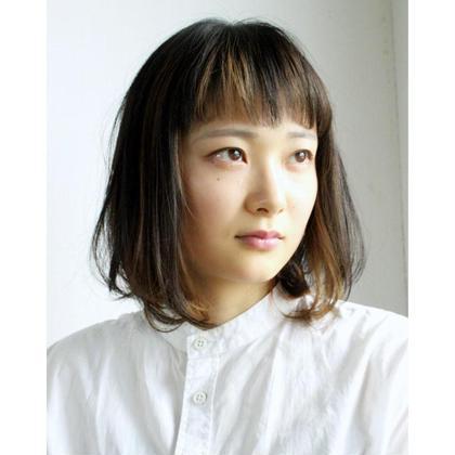 hair lounge ungu所属のJIN