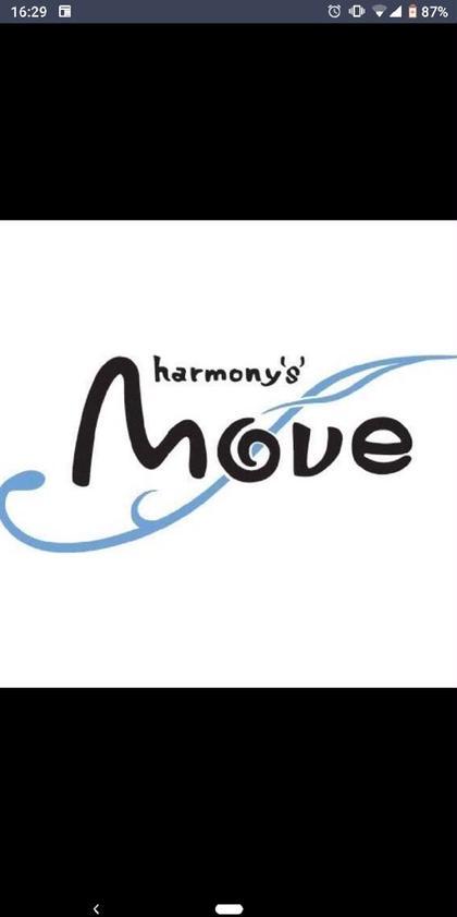 harmony's'  Move所属の園村栞那