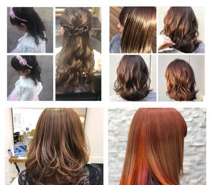 rium hair resort所属のDesignerNANA