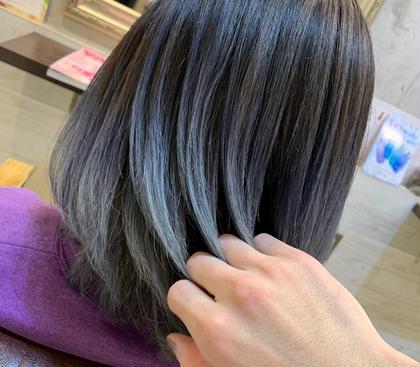 hair studio cantera所属の原島翔
