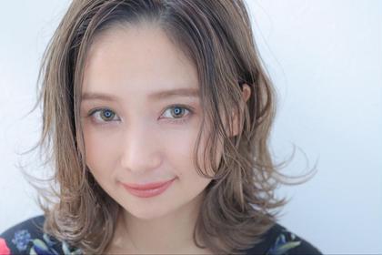 Hair&MakeNOISMekolu所属の高沼渚