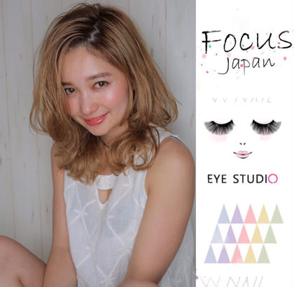 Focus Japan(フォーカスジャパン)所属の矢野岬
