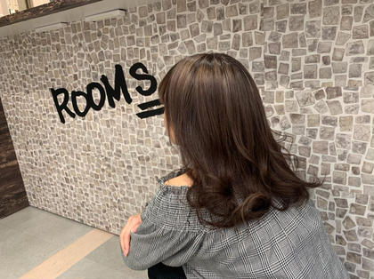 ROOMS つかしん店所属の宮野 健司