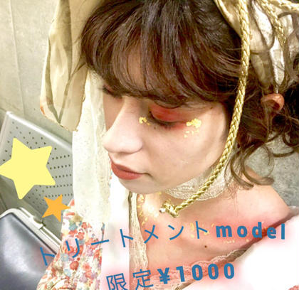 hair&beautymacaron所属の飯島美月