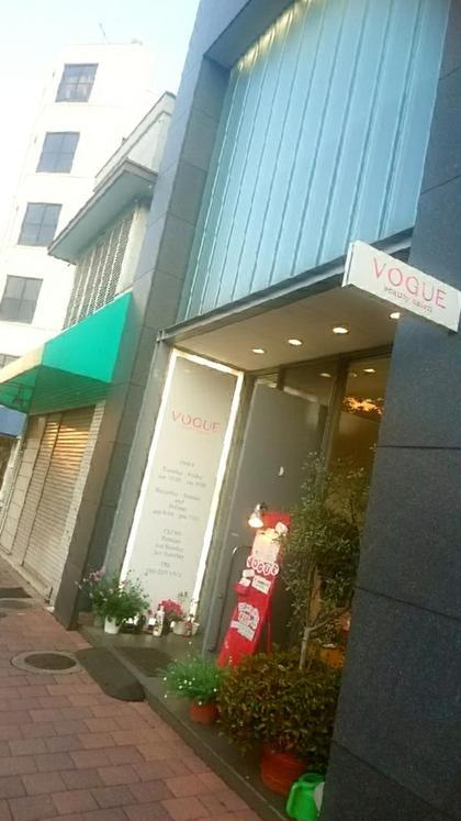 ビューティーサロンVOGUE幸町店所属の手塚沙恵