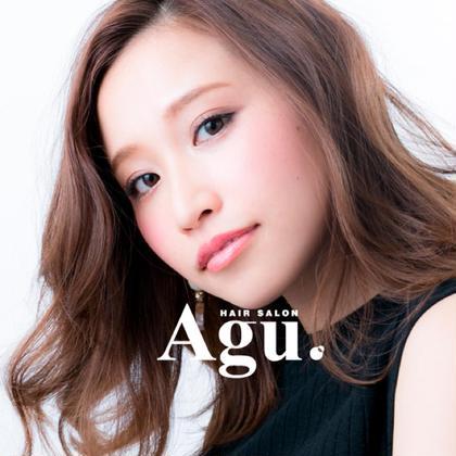 aguhair.japan所属の菅井大和
