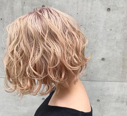 (MASHU)wiz hair東原店所属のホンダダイキ