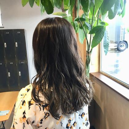 Agu hair lunon八戸石堂店所属の坂上拓哉